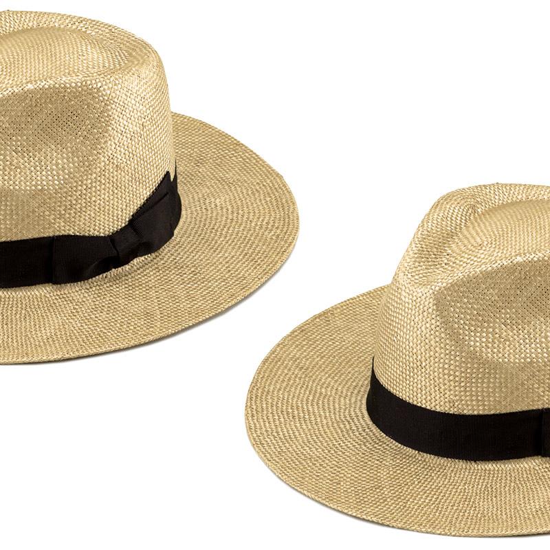 田中帽子店 uk-h059 Cyril シリル ケンマ草 フェドラー型 つば広 中折れ帽子 軽くて丈夫な「ケンマ草」 ケンマ草は麻の一種。光沢感も美しく、麦より軽くて丈夫なのが特長です。清涼感があり、通気性抜群の素材なので春夏にぴったりの帽子です。しっかりと編み込んでおり、耐久性にも優れているので長い間、ご愛用いただけます。