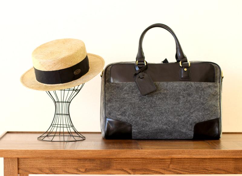 田中帽子店 uk-h051 Margot  h マルゴ オム ケンマ草 カンカン帽 (60cm) 麦わら帽子の老舗が作った、和の風情漂う小粋なカンカン帽です。シンプルなブラックなリボンを巻くことで粋に被れるオーソドックスなカンカン帽に仕上げました。