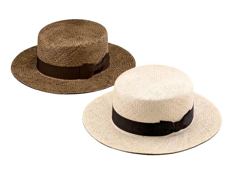 田中帽子店uk-h062Margotfマルゴフェムケンマ草婦人用カンカン帽(57.5cm)Margot/f−マルゴ/フェム−ケンマ草婦人用カンカン帽100年以上の歴史と伝統を誇る老舗が作った逸品。清涼感のある天然素材、ケンマ草で作った婦人用カンカン帽。