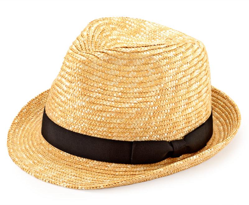 """田中帽子店 uk-h067 Loan ロアン 女性用 中折れ 麦わら帽子 57.5cm """"女性のための""""定番中折れハット 田中帽子店の定番人気型「中折れハット」をより女性の方が被りやすい用アレンジしました。従来のモデルよりも、クラウンを高く、つばを短くすることにより女性が被ってもキメすぎない、ほどよい可愛さがミックスされています。どんな服装にも合わせやすい中折れハットは一つは持っておきたい定番アイテムです。"""
