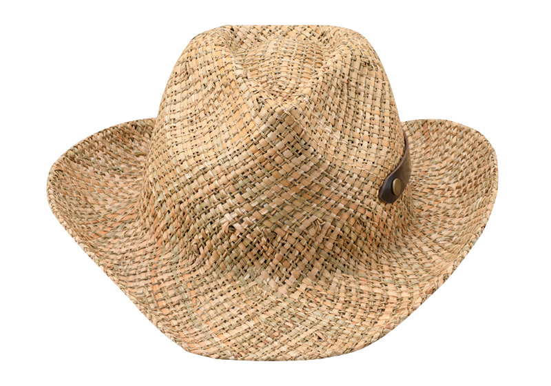 田中帽子店 uk-h085 【名入れ可】 風通涼感  ヨリカンピ ゴルフハット 59cm  大人の紳士用帽子「風を通し、涼しさを感じる」をコンセプトに、風通涼感シリーズのつば長帽子。クラウンは高めで、両サイドのつばが反り上がったテンガロン風の帽子です。