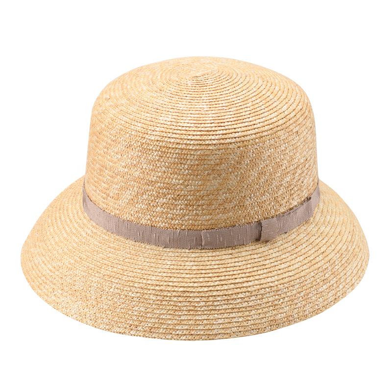 田中帽子店 uk-wh042 wa‐sou-和- Casablanca(カサブランカ) 麦わら 女性用  帽子 58cm  ピンク